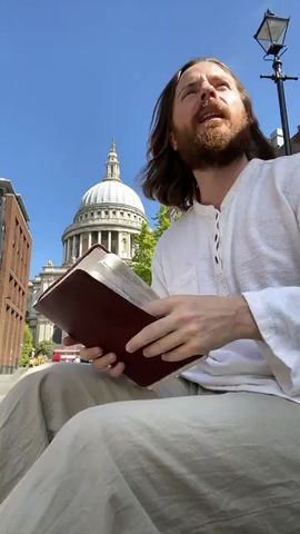 LONDON, ENGLAND PUBLIC BIBLE TEACHING!  TEACHER JOSHUA JAMES