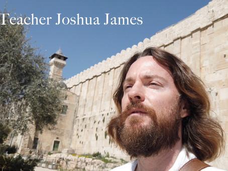 Teacher Joshua James, Hebron -Palestine - Israel