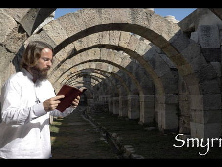 Smyrna, revelation, teacher joshua james