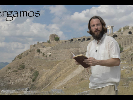 Pergamos, revelation, teacher joshua james