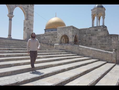 Teacher Joshua James, Jerusalem Israel - Temple Mount City Tour