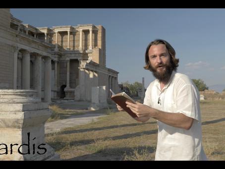 Sardis, revelation, teacher joshua james