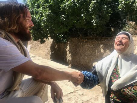 Teacher Joshua James, Jerusalem Israel Evangelism