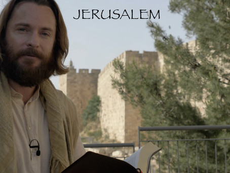 TEACHER JOSHUA JAMES, JERUSALEM, ISRAEL