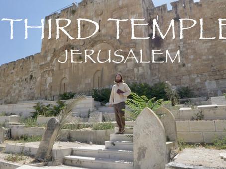 THIRD TEMPLE JERUSALEM EXPLAINED! TEACHER JOSHUA JAMES