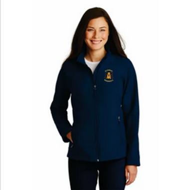 Algonac Baseball Port Authority® Ladies Core Soft Shell Jacket Embroidered Logo