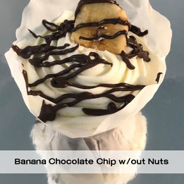 Banana Chocolate Chip w/out Nuts