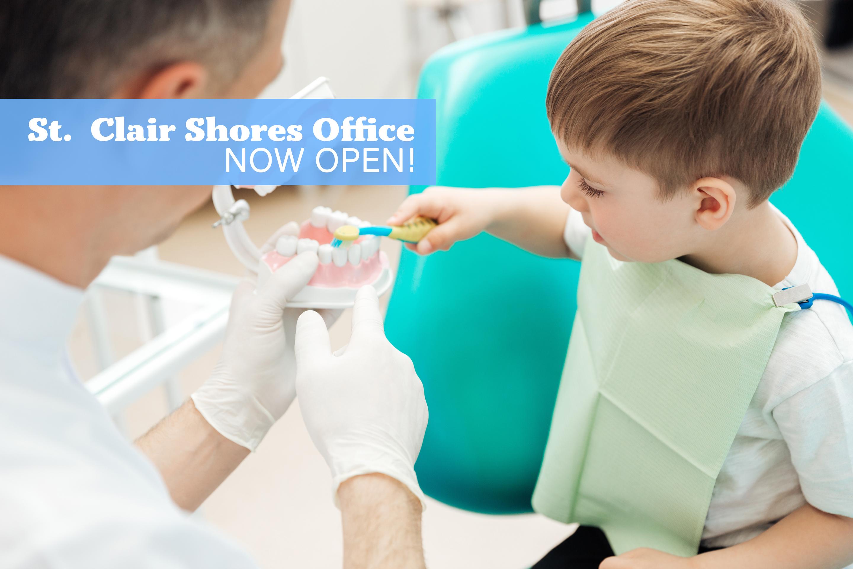 Pediatric Dentist | Chesterfield MI | Growing Smiles Dentistry