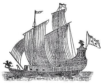 Le Griffon Ship