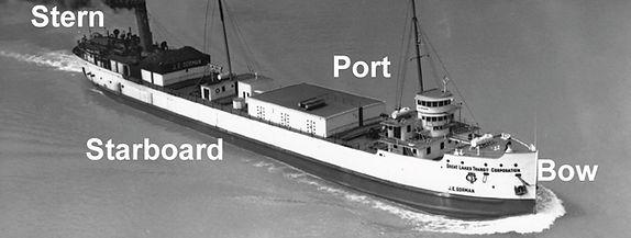 North Lake Ship