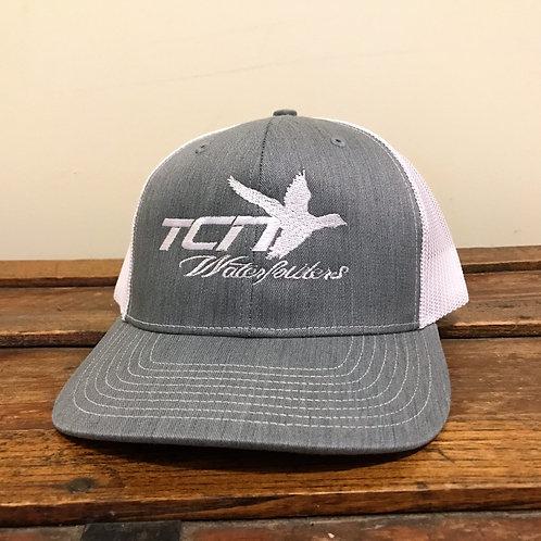 Grey Logo Hat
