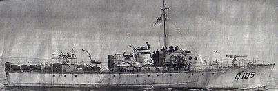 Duc D'Orleans Ship
