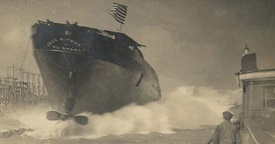 John Mitchell Ship