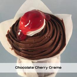 Chocolate Cherry Cream