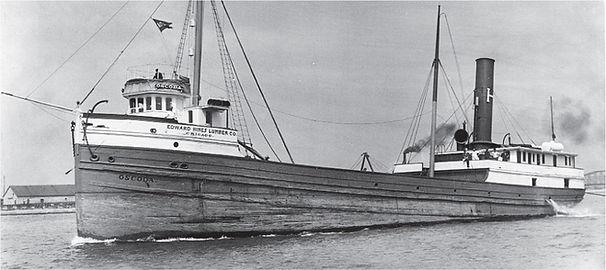 Oscoda Ship