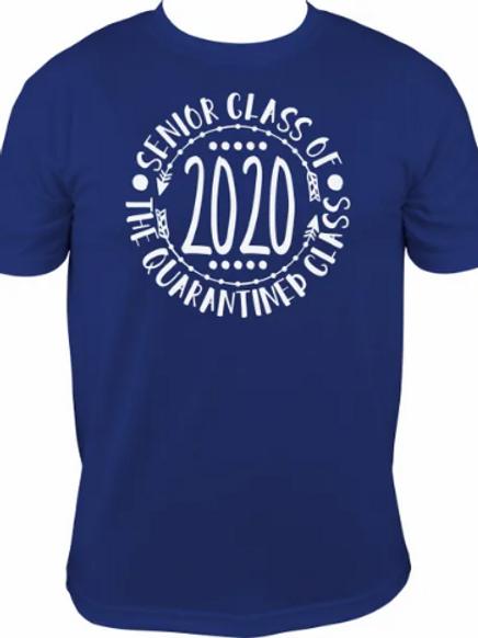 Seniors 2020 Shirt Example