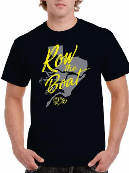 "Algonac Football 2020 ""Row the Boat"" Short Sleeve T-shirt"