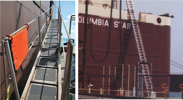 Freighter Ladders