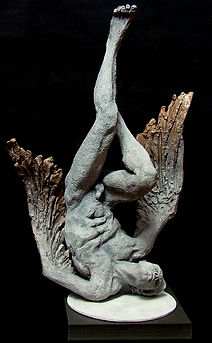 Icarus_with_Burning_wings,_Bronze_Ltd_Ed