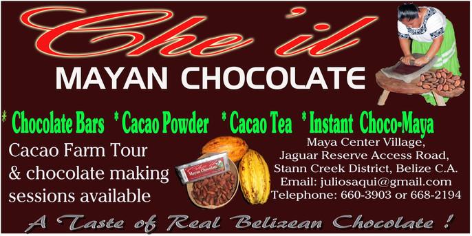 Che'il Mayan Chocolate