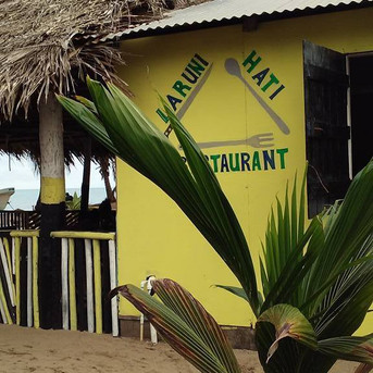Laruni Hati Diner - Serves Garifuna dishes