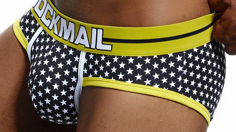 JOCKMAIL Sexy Man Underwear Men Briefs Cotton Male underwear