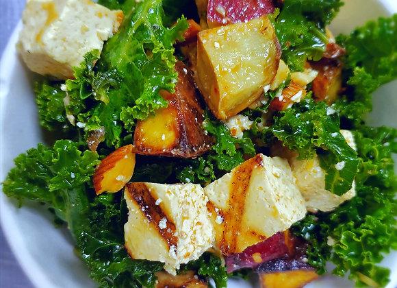 Harissa Sweet Potato Salad - L