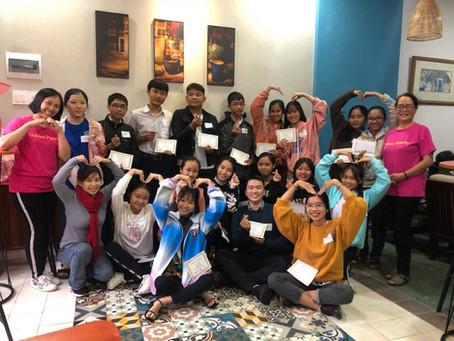 Sunday Dec 20, 2020 - Tuy Hoa Scholarships