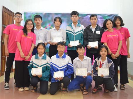 Friday Nov 27, 2020 - Quang Tri Scholarships