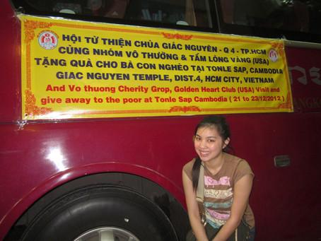 Dec 21 - 23, 2012 - Tonle Sap, Cambodia