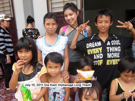 July 15, 2011 - Gia Kiem Orphanage, Long Thanh