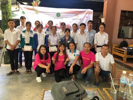 Sep 2, 2018     Scholarship Award in Quang Tri