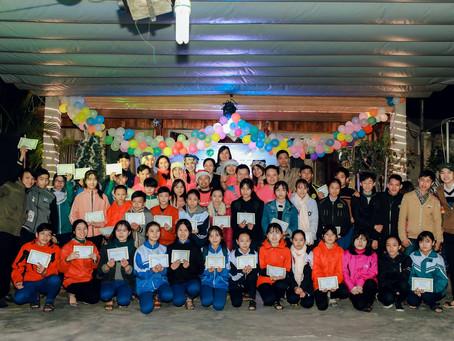 Dec 20, 2017   Scholarship Award in Quảng Tri