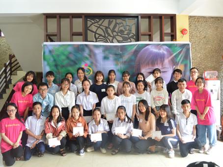 Thursday Nov 26, 2020 - Hue Scholarships