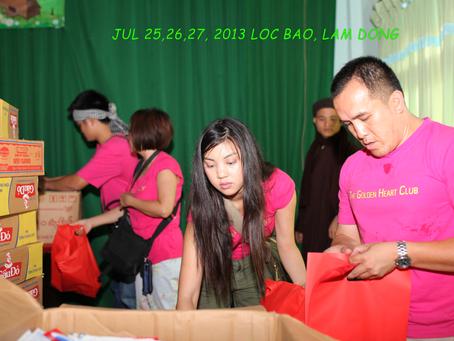 Jul 26, 2013 - Distribute goods in Lộc Bảo, Lâm Đồng