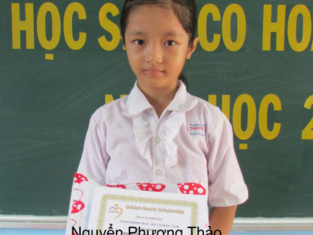 Oct 18, 2014 - Scholarship Award in Đạ Tẻ