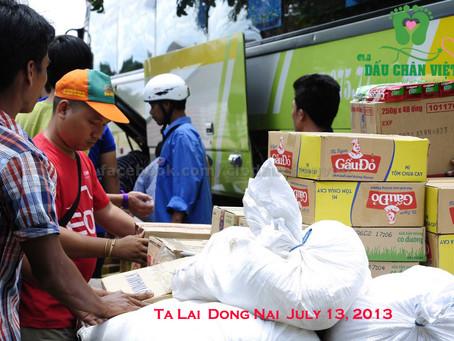 July 13, 2013 - Ta Lai, Dong Nai