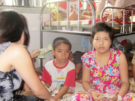 July 25, 2011 - Children cancer hospital