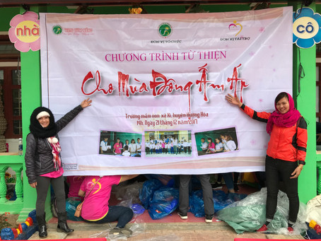 Dec 21, 2017   Distributing 200 gifts in Elementary School in  Xy, XaXy, Huong Hoa - Quang Tri