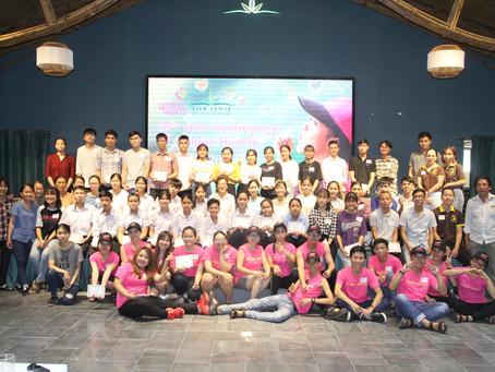 Jul, 11, 2019:  Scholarship Award in Hoi An