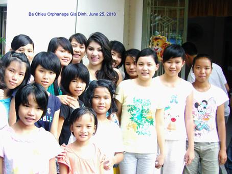 July 8, 2010   - Ba Chieu Orphanage