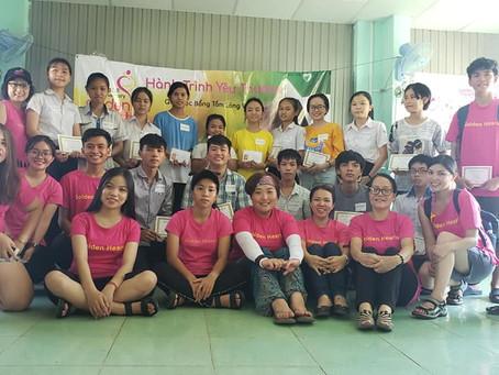 Jul 8, 2019: Scholarship Award in Tuy Hoa, Quy Nhơn