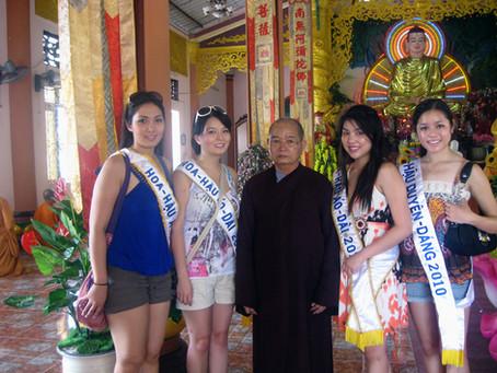 July 1, 2010  - Long Hoa Temple