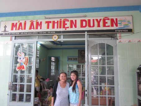 July 28, 2011   - Thien Duyen Orphanage
