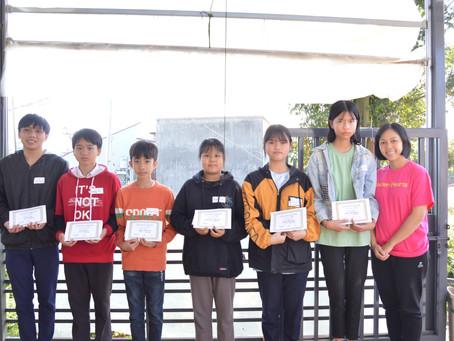 December 26, 2020 - Di Linh Scholarships