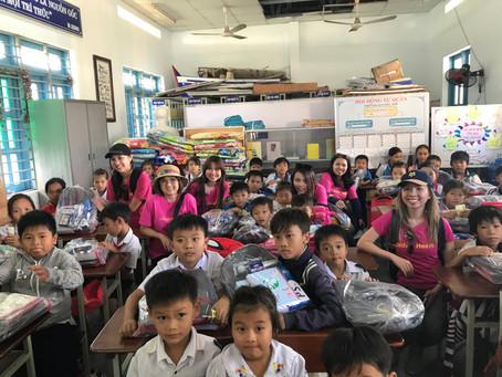 Dec 23, 2017   Distributing 200 gifts in Ninh Thuy/Ninh Hai, Huyện Ninh Hoa, Khanh Hoa.