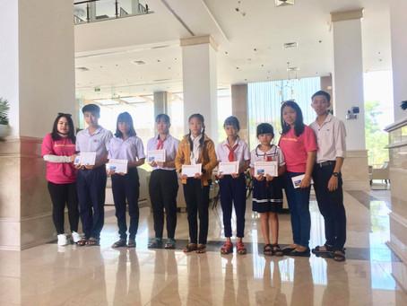 Nov 4, 2018 - Scholarship Award in Tay Ninh