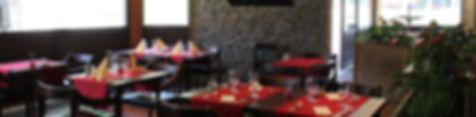 restaurant au chalet Anzère