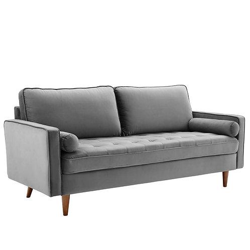 Valour Velvet Sofa