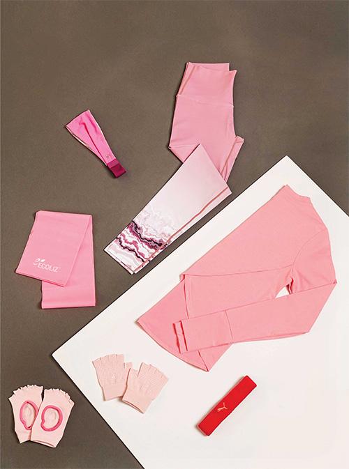 핑크!   In  the  pink